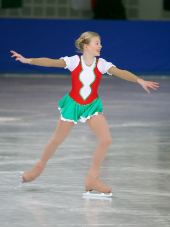 Eislaufbekleidung
